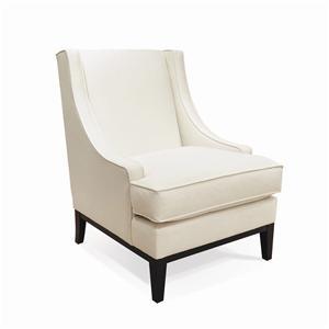 Bernhardt Upholstered Accents Lancaster Chair