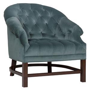 Bernhardt Upholstered Accents Tobin Den Chair
