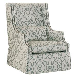 Bernhardt Upholstered Accents Darbin Wing Chair