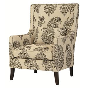 Bernhardt Upholstered Accents Grantham Chair
