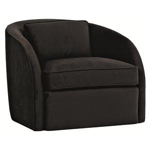 Bernhardt Upholstered Accents Turner Swivel Chair