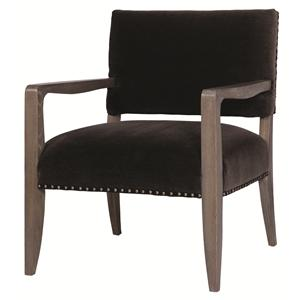 Bernhardt Upholstered Accents Empire Chair