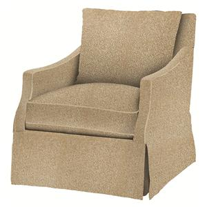 Bernhardt Upholstered Accents Reagan Swivel Chair