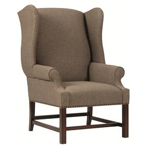 Bernhardt Upholstered Accents Wentworth Wing Chair