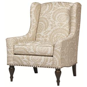 Bernhardt Upholstered Accents Sofia Chair