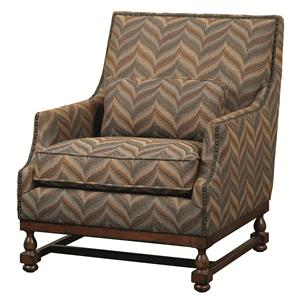 Bernhardt Upholstered Accents Dorval Chair