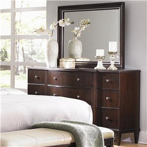 Bernhardt Westwood Dresser and Mirror