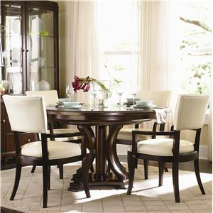 Bernhardt Westwood 5 Piece Semi-Formal Dining Set