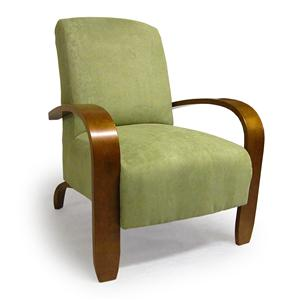 Best Home Furnishings Chairs - Accent Maravu Exposed Wood Accent Chair