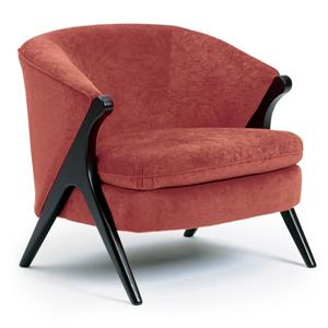 Best Home Furnishings Chairs - Accent Tatiana Accent Chair