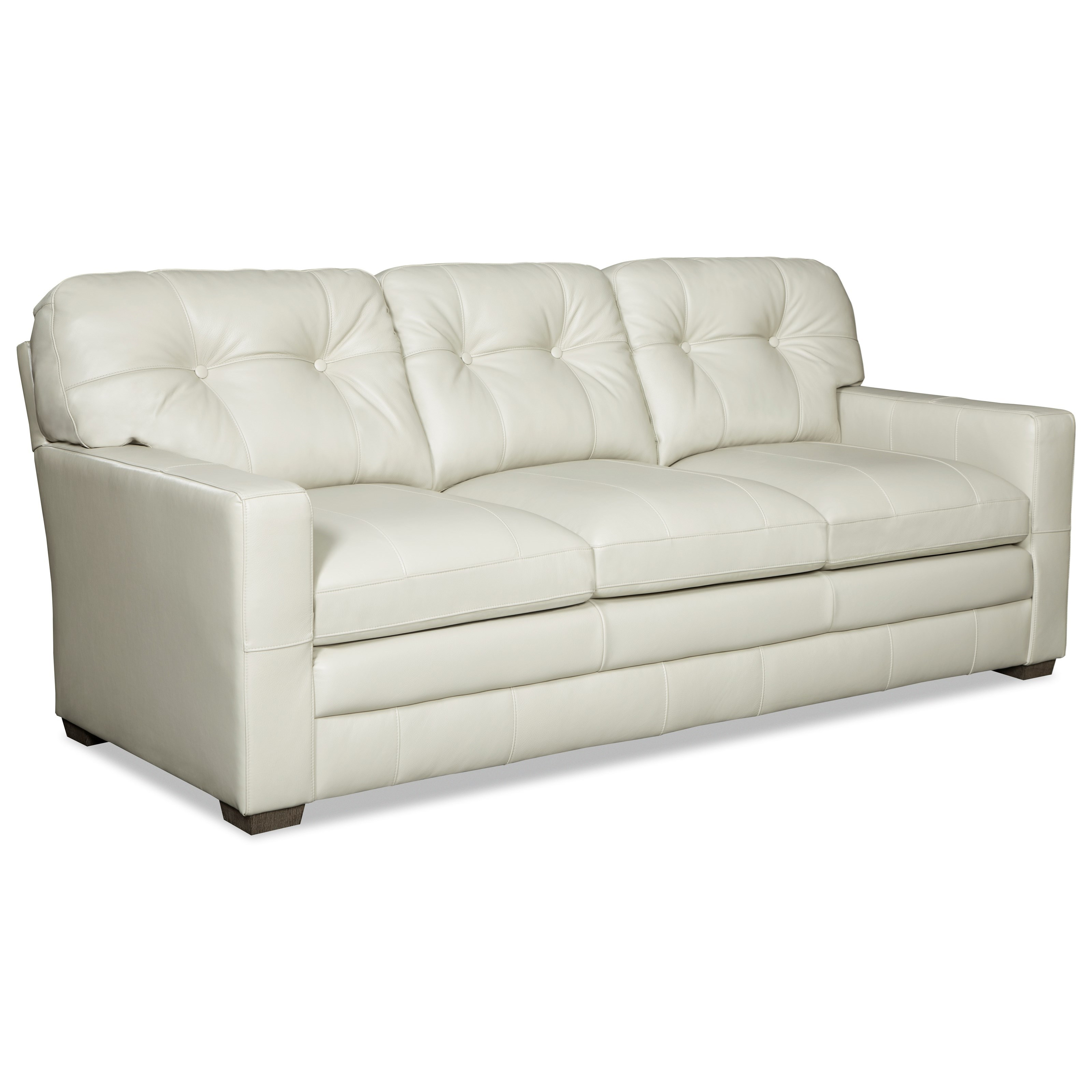 Contemporary Tufted Sofa by Best Home Furnishings | Wolf Furniture