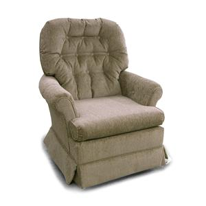 Best Home Furnishings Chairs - Swivel Glide Marla Swivel Glider Chair