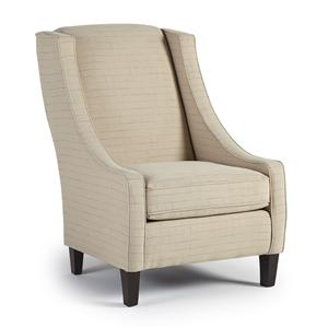 Vendor 411 Chairs - Club Janice Club Chair
