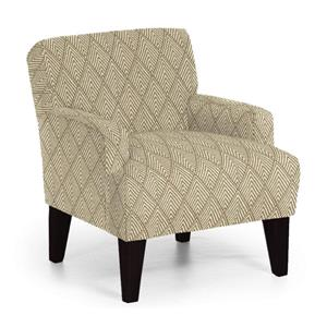 Best Home Furnishings Chairs - Club Randi Club Chair