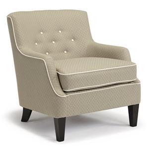 Best Home Furnishings Chairs - Club Cecil Club Chair