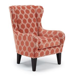 Best Home Furnishings Chairs - Club Lorette Club Chair