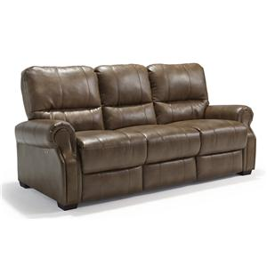 Best Home Furnishings Damien Power Reclining Sofa