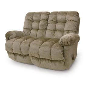 Best Home Furnishings Platinum Reclining Love Seat