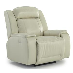 Best Home Furnishings Hardisty Power Space Saver Recliner
