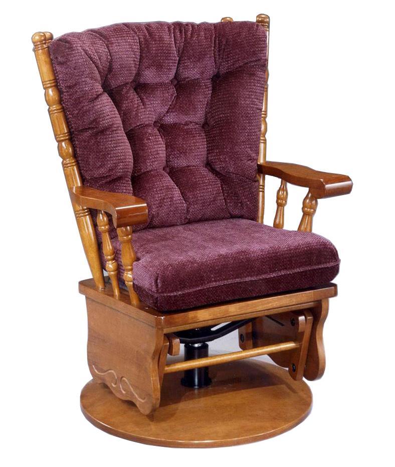 Swivel Gliding Rocker Chair