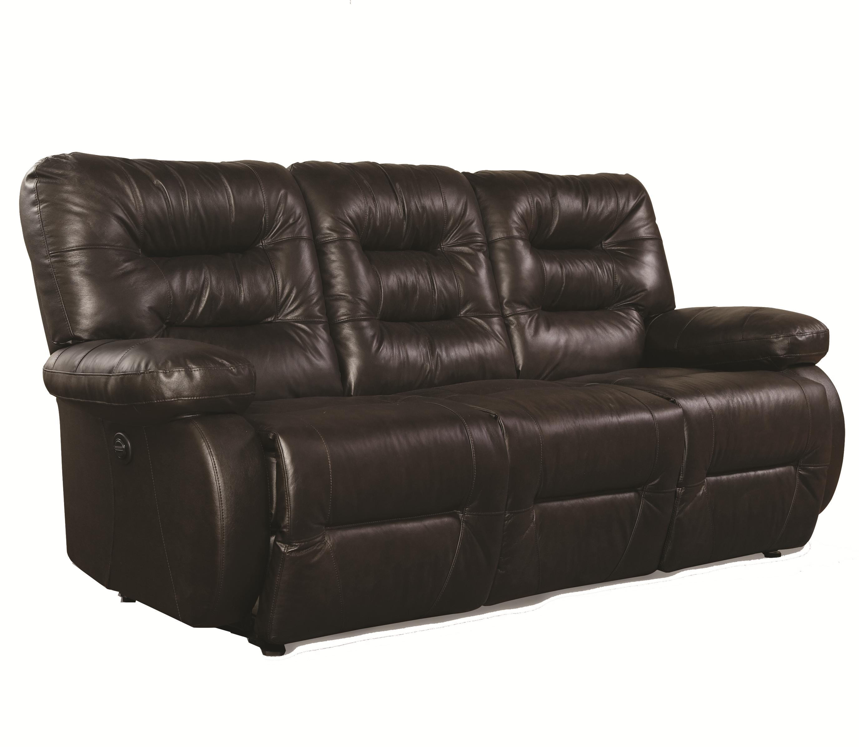 Space saver sofa chaise with pillow arms by best home for Best chaise couch