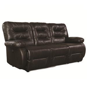Best Home Furnishings Maddox Space Saver Sofa Chaise
