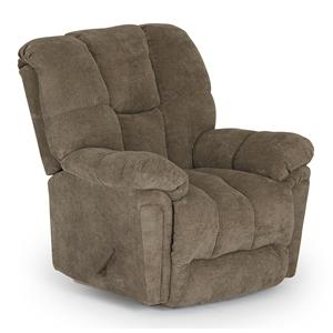 Best Home Furnishings Maurer BodyRest Rocker Recliner