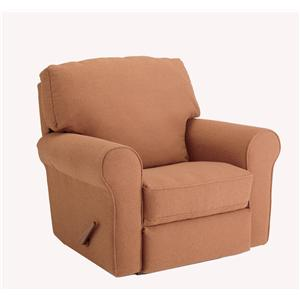 Best Home Furnishings Recliners - Medium Irvington Swivel Glider Recliner