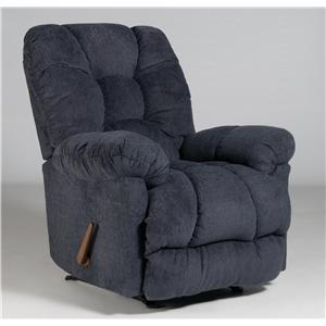 Best Home Furnishings Recliners - Medium Orlando Swivel Glider Recliner