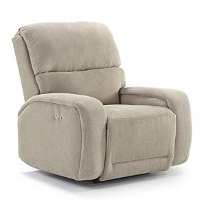 Best Home Furnishings Recliners - Medium Swivel Glider Recliner