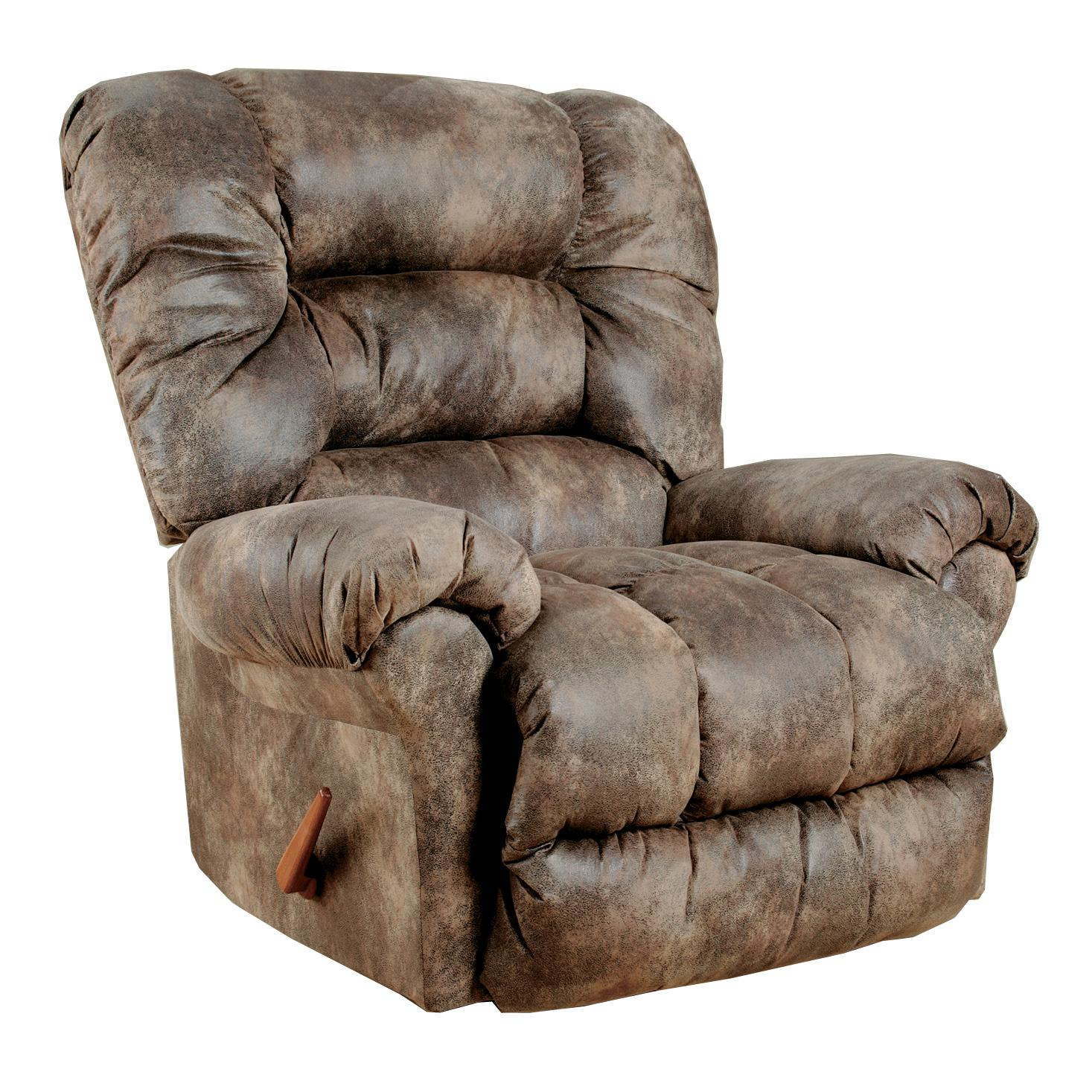 Seger Swivel Rocking Reclining Chair by Best Home Furnishings