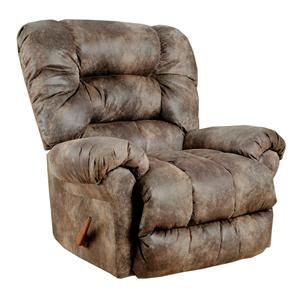 Best Home Furnishings Recliners - Medium Seger Power Space Saver Recliner