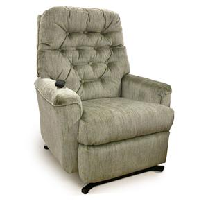 Best Home Furnishings Recliners - Medium Mexi Power Lift Recliner