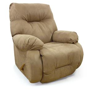 Best Home Furnishings Recliners - Medium Brinley Rocker Recliner