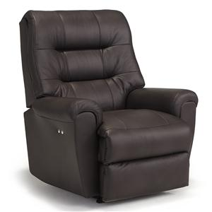 Best Home Furnishings Recliners - Medium Langston Swivel Glider Recliner