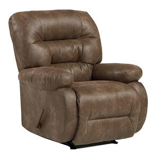 Best Home Furnishings Recliners - Medium Maddox Space Saver Recliner