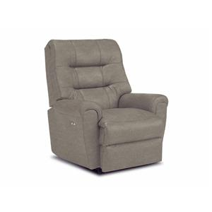 Best Home Furnishings Recliners - Medium Searidge POWER Rocker Recliner