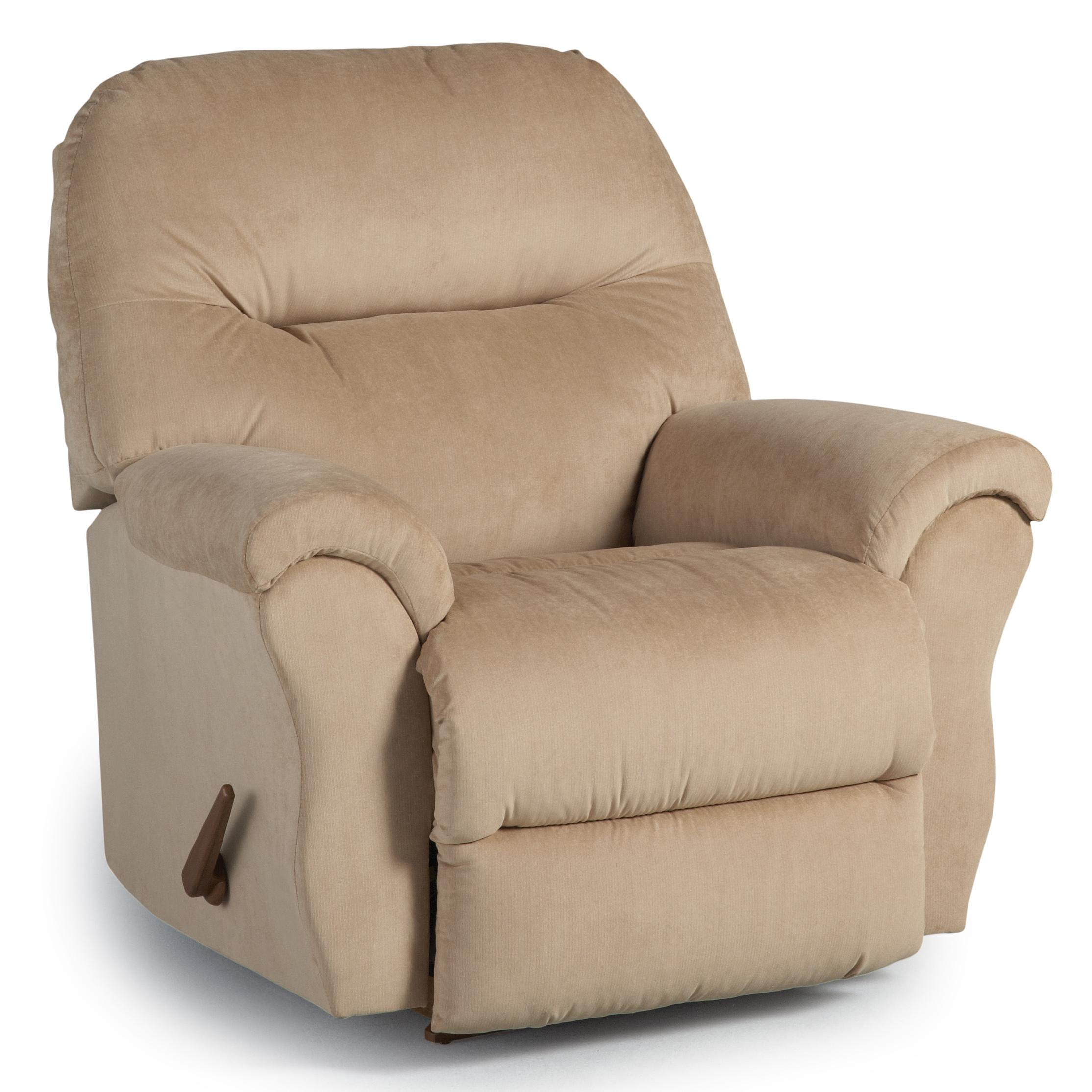 Bo Swivel Rocking Reclining Chair by Best Home Furnishings