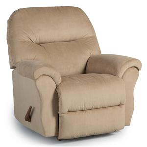 Best Home Furnishings Recliners - Medium Bodie Power Wallhugger Recliner