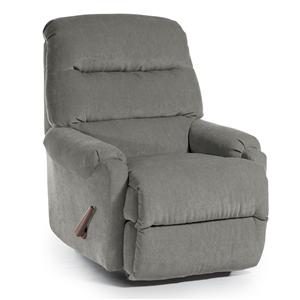 Best Home Furnishings Recliners - Medium Sedgefield Power Rocker Recliner