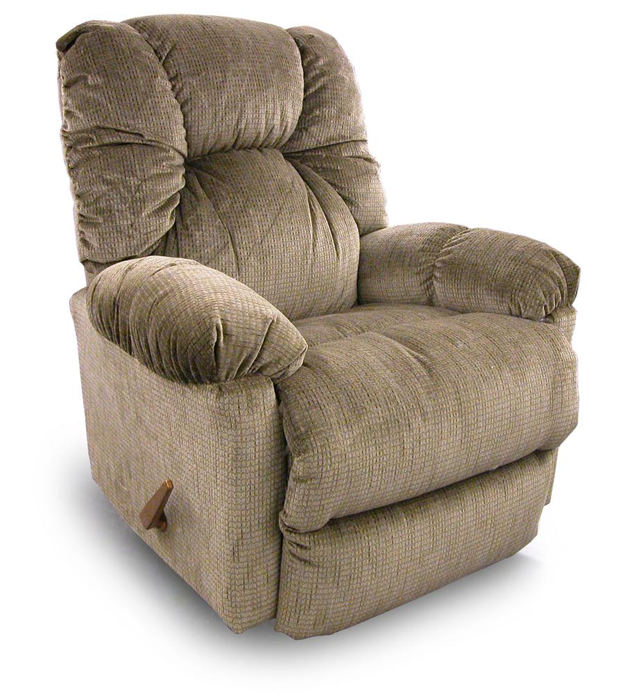 Romulus Swivel Rocking Reclining Chair. by Best Home Furnishings  sc 1 st  Wolf Furniture & Romulus Swivel Rocking Reclining Chair by Best Home Furnishings ... islam-shia.org