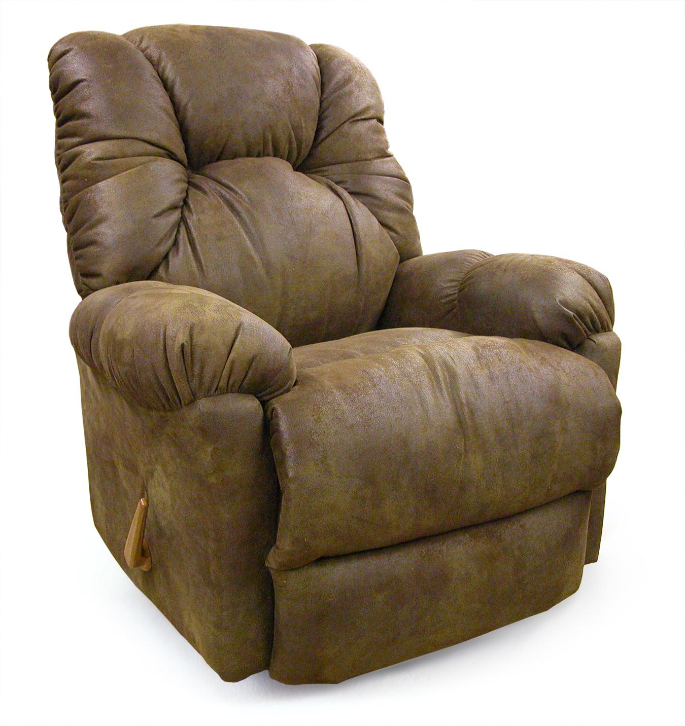 Romulus Swivel Rocking Reclining Chair by Best Home ...
