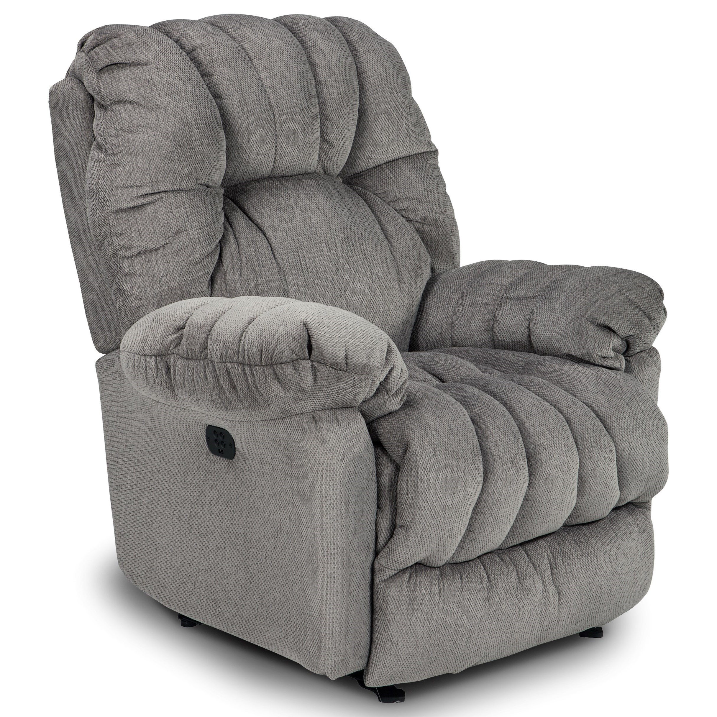 Conen Swivel Rocking Reclining Chair By Best Home