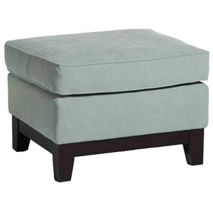 Best Home Furnishings Ottomans Contemporary Ottoman