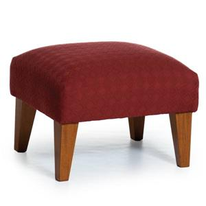 Best Home Furnishings Ottomans Stylish Ottoman