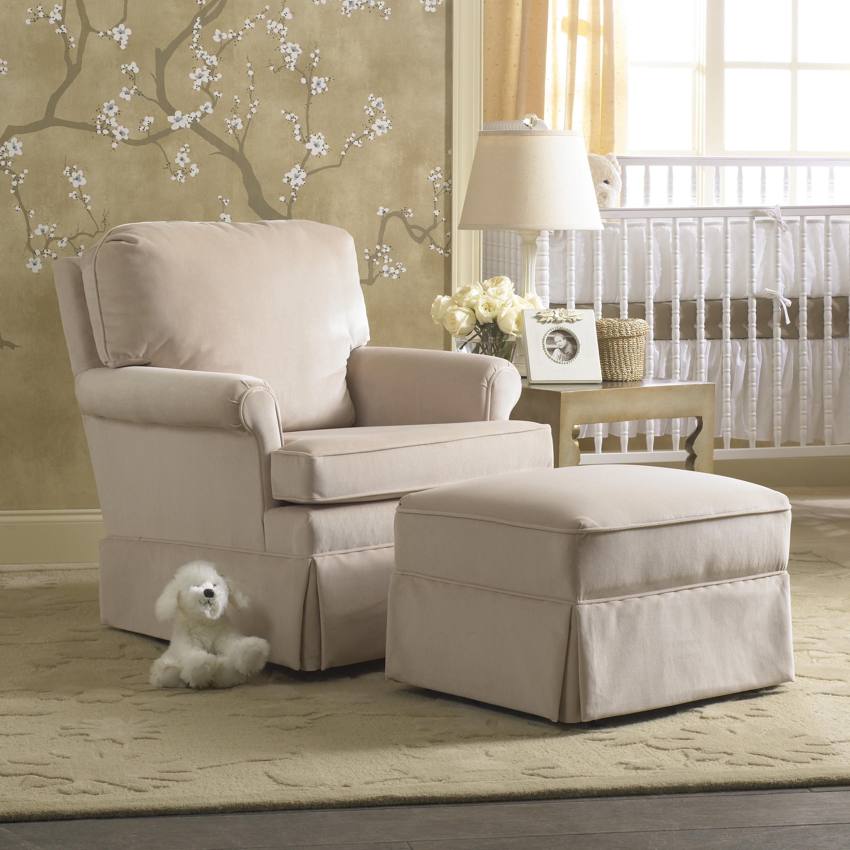 Baby rocking chairs gliders free image – Leather Swivel Glider Chair
