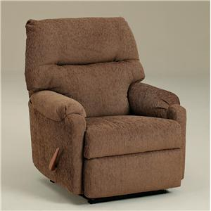 Best Home Furnishings Recliners - Petite JoJo Reclining Rocker