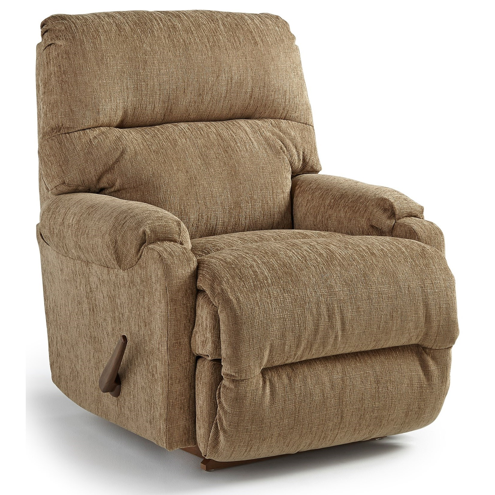 Power Rocking Reclining Chair By Best Home Furnishings