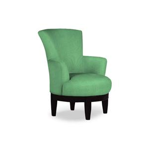 Magnificent Kaylee Swivel Barrel Chair By Best Home Furnishings Wolf Machost Co Dining Chair Design Ideas Machostcouk