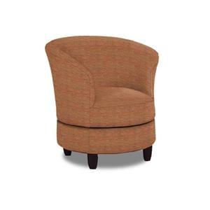 Pleasing Chic Attica Swivel Chair With Traditional Rolled Chair Back Inzonedesignstudio Interior Chair Design Inzonedesignstudiocom